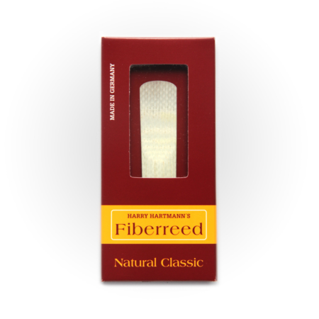 Fiberreed Natural Classic Alt Saxophon Reed